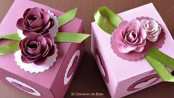 como-fazer-caixa-presente-flores-papel