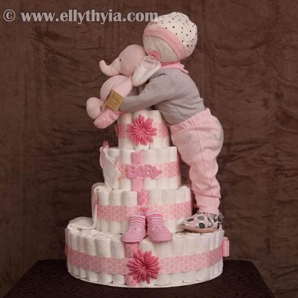 bolo-de-fraldas-rosa-boneca