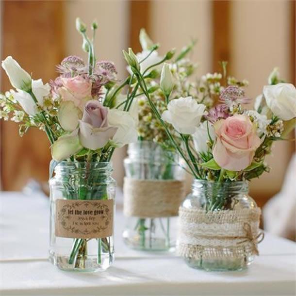 centro-de-mesa-para-casamento-potes-vidro