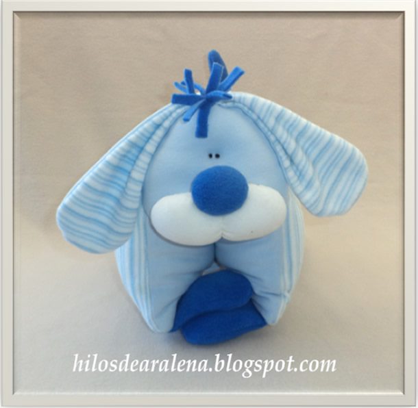 almofadas-para-bebe-travesseiro-cachorro
