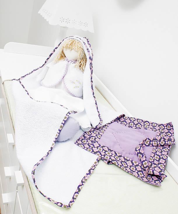patchwork-bebe-toalha-capuz