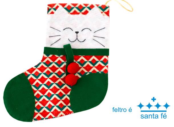 meias-de-natal-gatinho