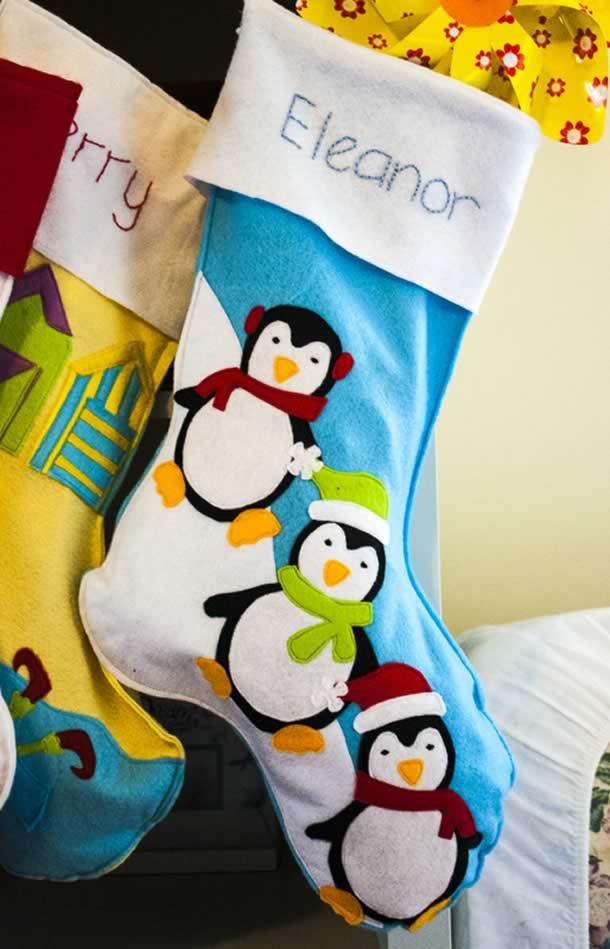 meias-de-natal-pinguim