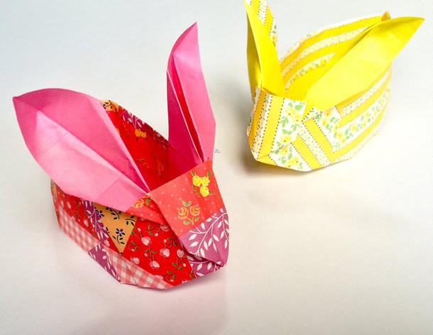 animais-de-papel-coelho-cestinha-orgami