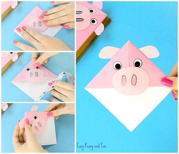 animais-de-papel-marcador-porco