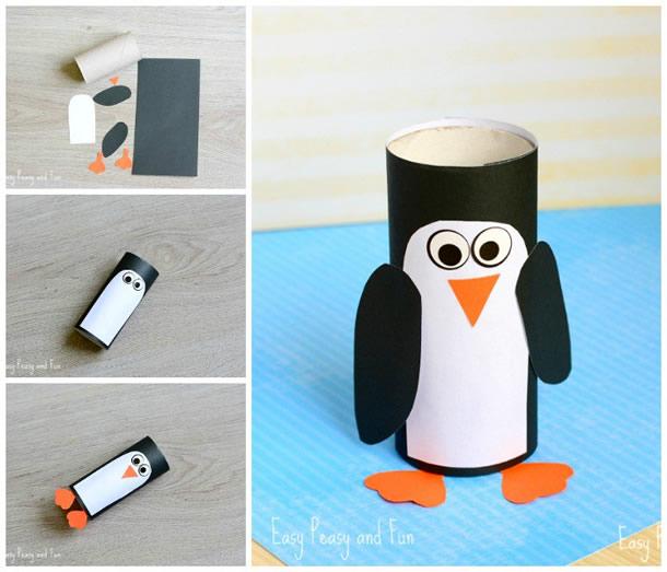 animais-de-papel-pinguim