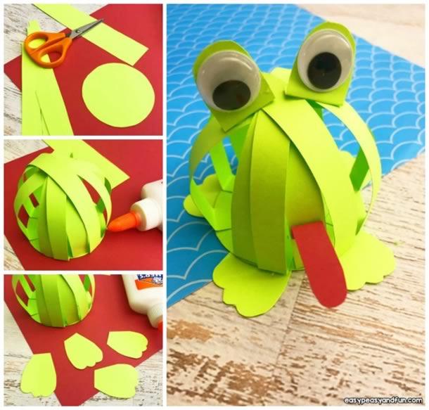 animais-de-papel-sapo-tirinhas