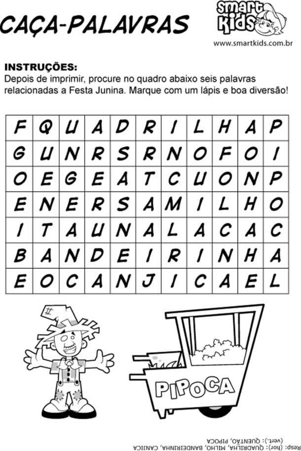 atividades-junina-infantil-cruzadinha