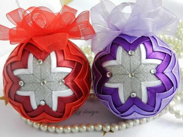 bolas-de-natal-de-patchwork-estrela