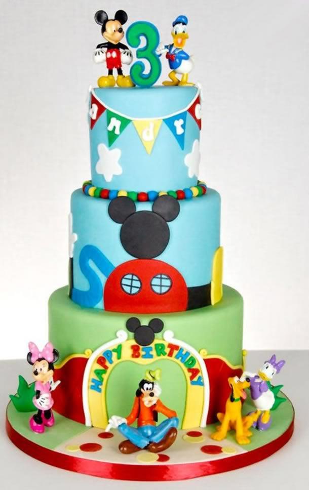 bolo-do-mickey-tres-anos
