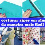 como-colocar-ziper-almofada-facil