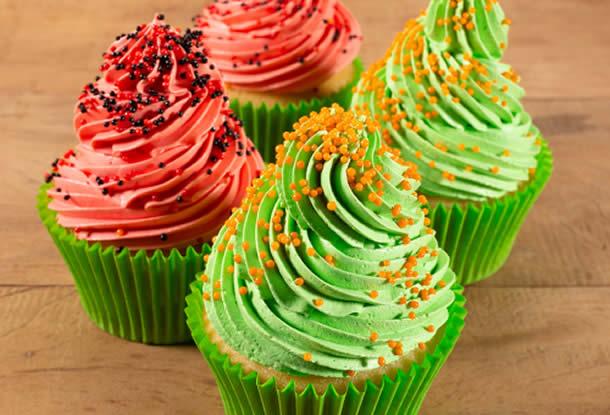 cupcake-de-natal-cobertura-chocolate