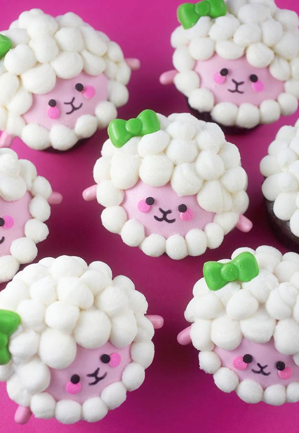 cupcakes-de-pascoa-cordeirinho