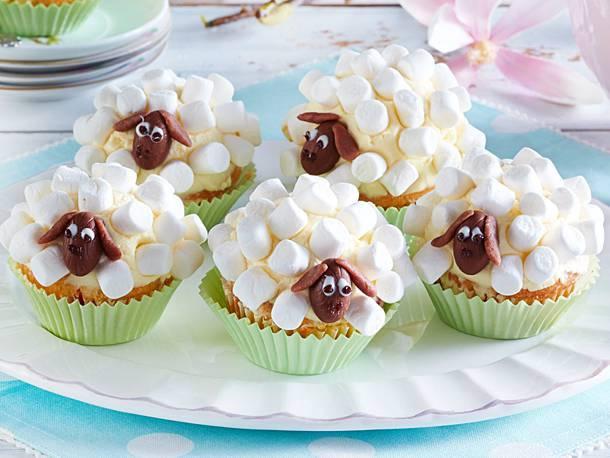 cupcakes-de-pascoa-ovelhas-marshmallow