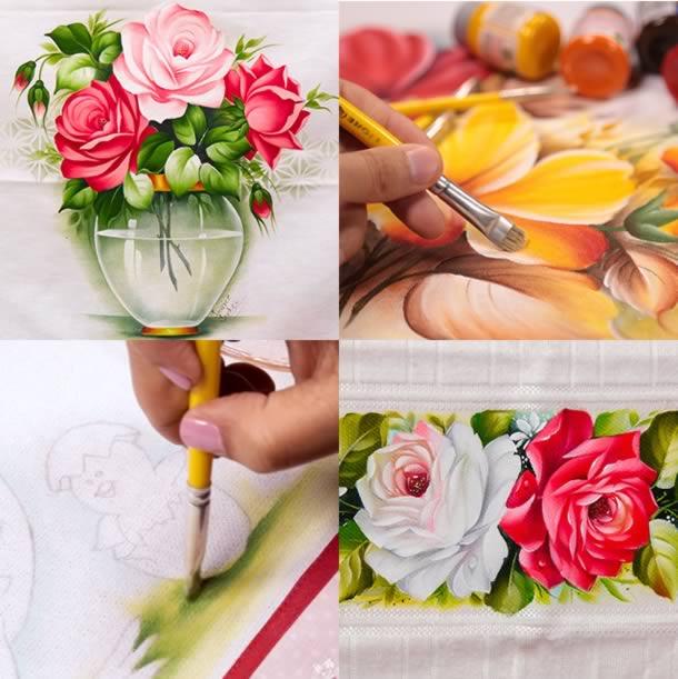 curso-de-pintura-em-tecido-flores
