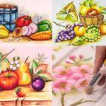 curso-de-pintura-em-tecido-frutas