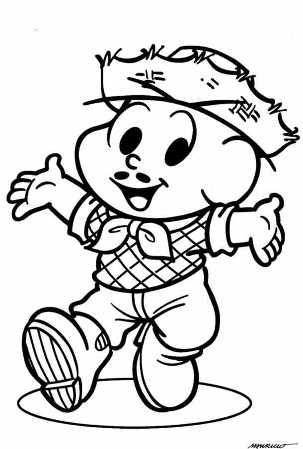 desenhos-juninos-cebolinha