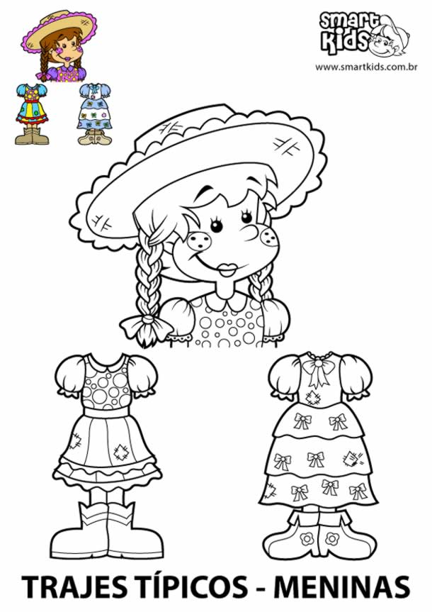 desenhos-juninos-trajes