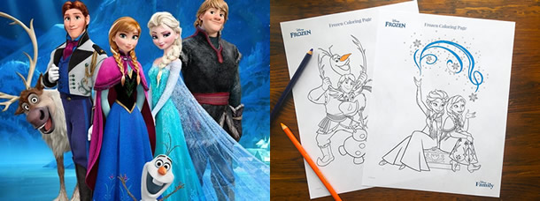 desenhos-para-colorir-frozen-filme