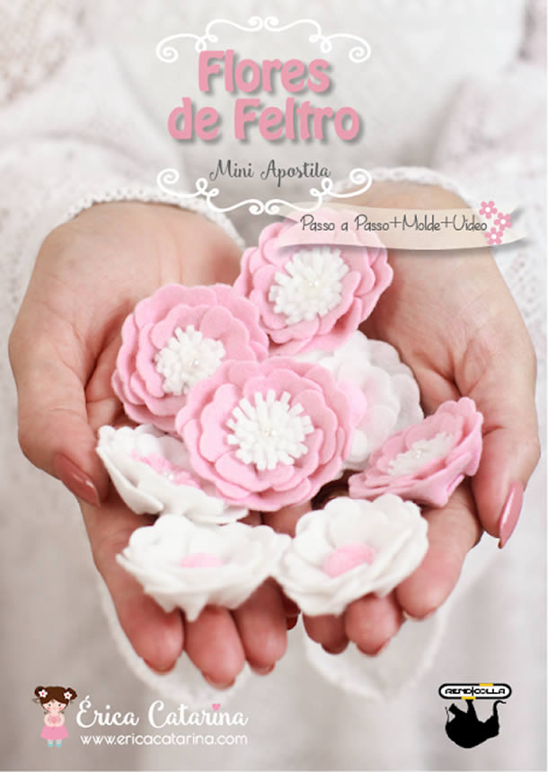 flores-de-feltro-apostila