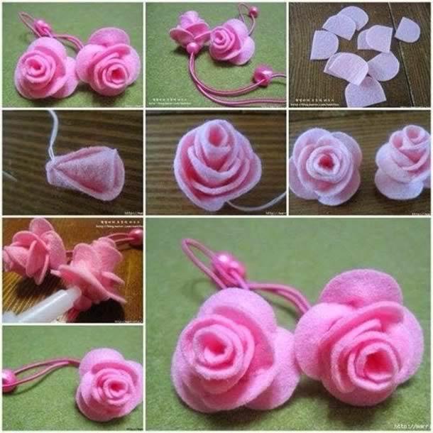 flores-de-feltro-rosa