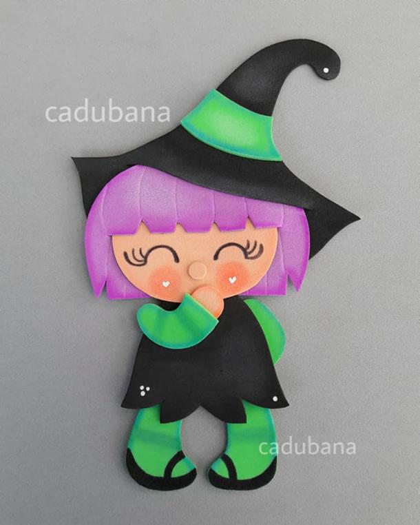 moldes-para-halloween-bruxinha