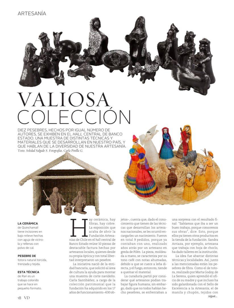 VALIOSA COLECCIÓN – Revista Vivienda y Decoración