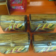 COFRES EN CHONTA $ 25000