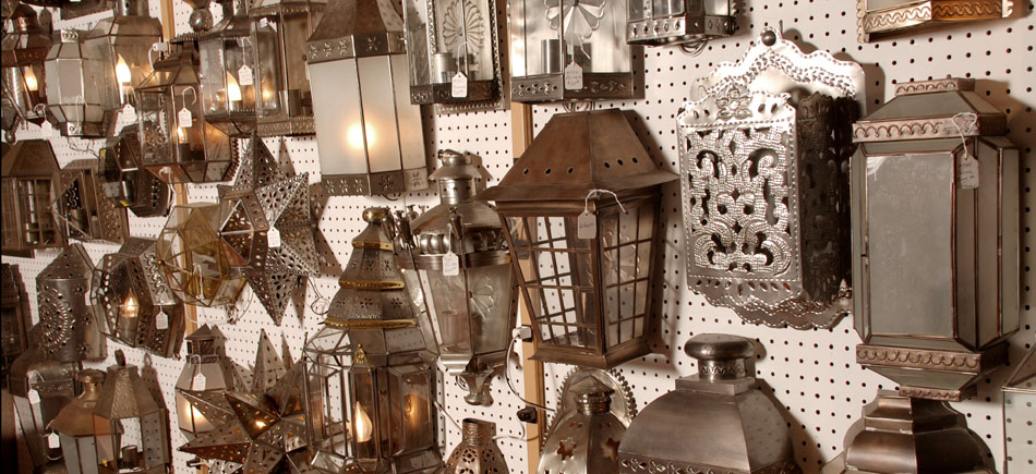 TIN LIGHTING Artesanos Imports company is proud to be the very first UL listed and approved manufacturer of Mexican tin light company in the USA. Each light fixture is Handcrafted in San Miguel De Allende, Mexico and wired here in the USA.