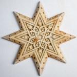 elemento decorativo estrellado