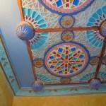 techo de escayola en vivienda de Málaga