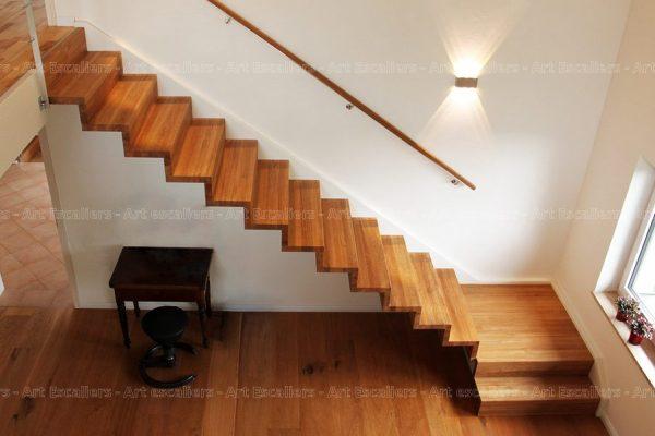 Kwadra escalier marches contremarches  Art Escaliers