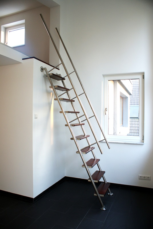 Scala escalier gain de place bois mtal  Art Escaliers