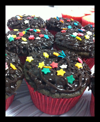 Cupcakes – Nutella e Brigadeiro!!!