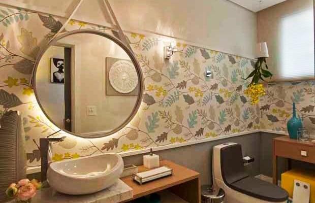 Decoração – Banheiros Elegantes!!!