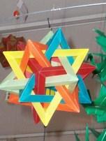 Cinco Tetraedros Entrelaçados