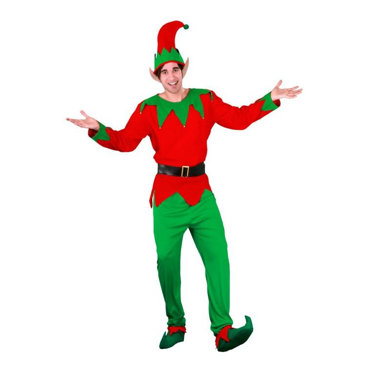 Disfraz de duende artes folkloricas - Disfraces de duendes de navidad ...
