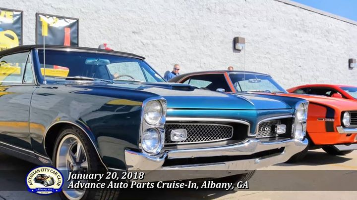 Video January 20 2018 Advance Auto Parts Cruise In Artesian