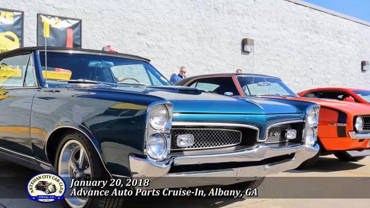 Video January 20 2018 Advance Auto Parts Cruise In Artesian