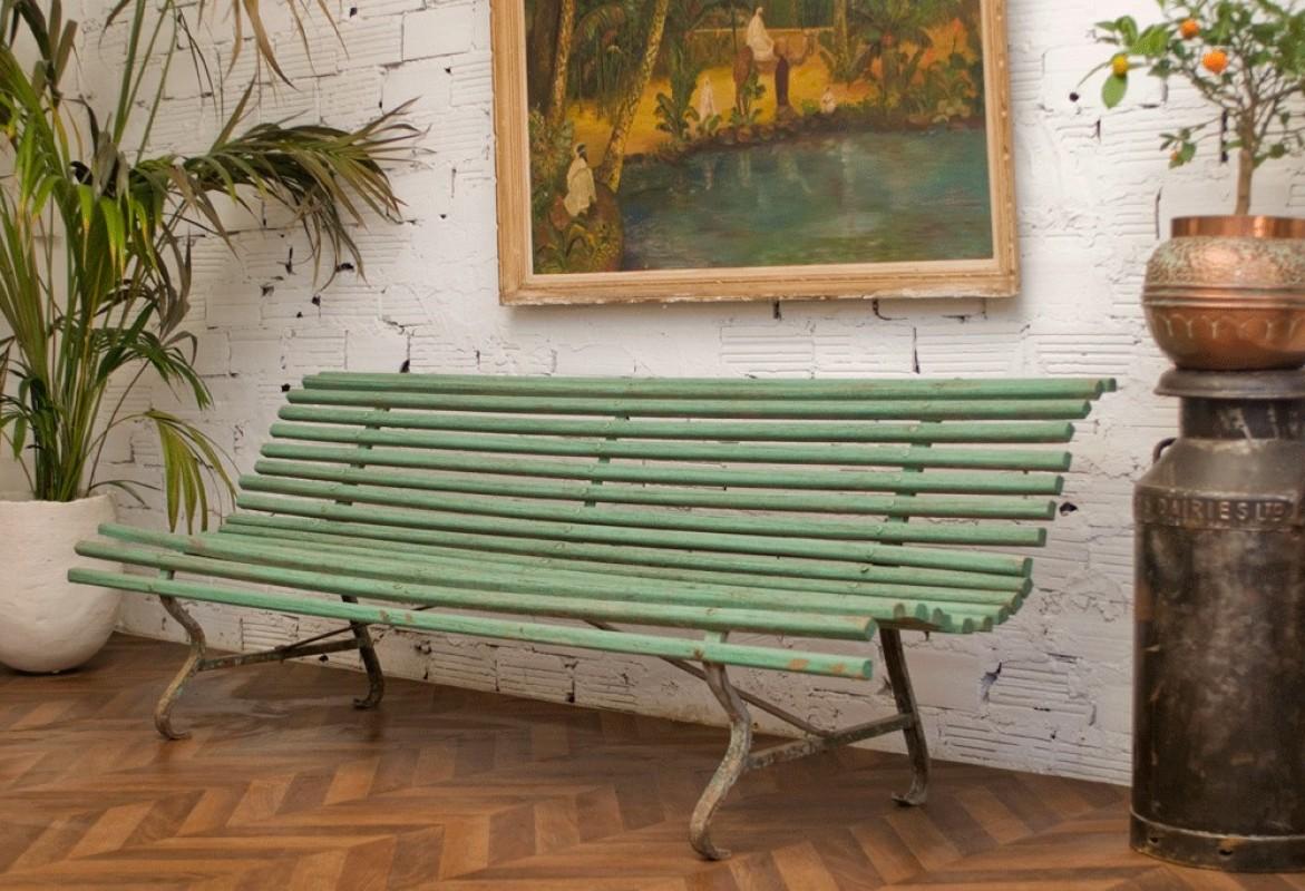 Banc De Jardin Ancien En Bois Ancien Banc De Jardin Nord Factory