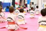 grupo infantil - niños Do Yang Sal Barcelona