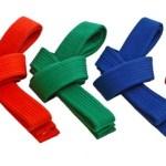 Los cinturones en las artes marciales.¿Sabes realmente el significado de cada uno de ellos?