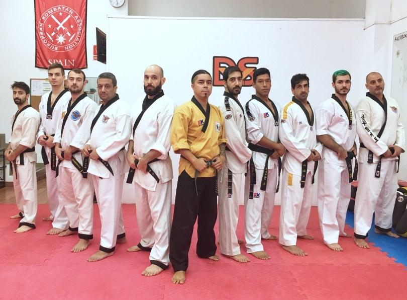 Taekwondo Hapkido Defensa Personal