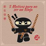 5 motivos por los que no deberías practicar artes marciales