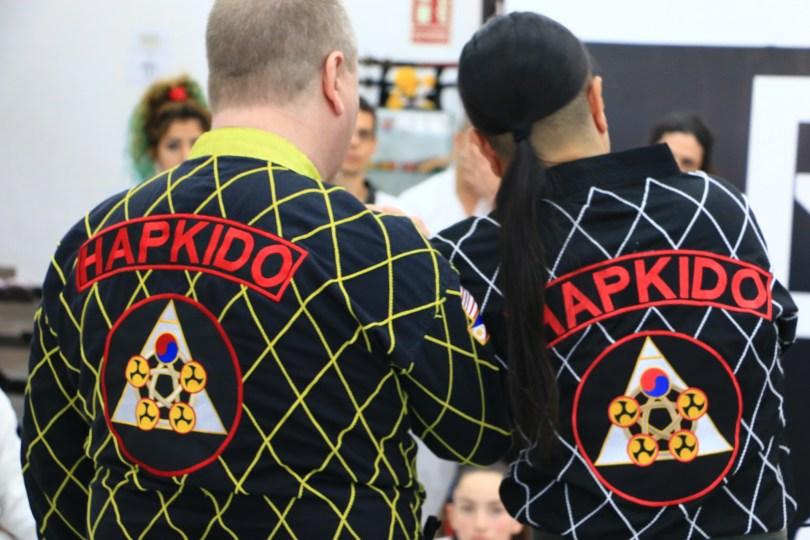Curso de Hapkido en Barcelona