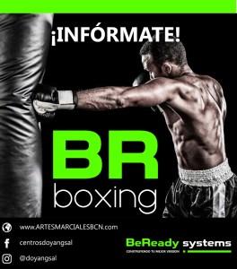 Clases de Boxing y Artes Marciales en Barcelona
