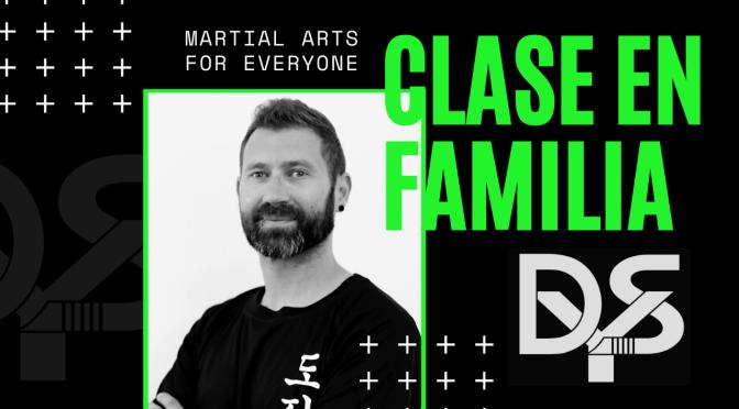ACCESO A TU CLASE EN FAMILIA ¡MARTIAL ARTS 4 EVERYONE!