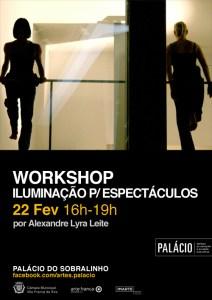 workshop iluminação