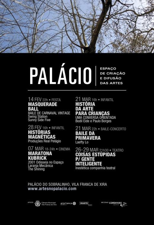 Colecção Palácio Inverno2015