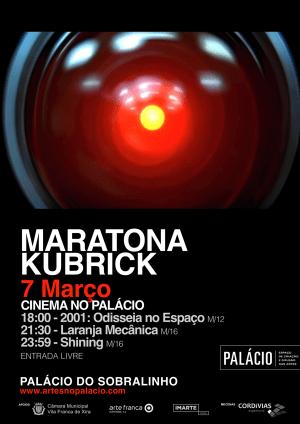 Maratona Kubrick